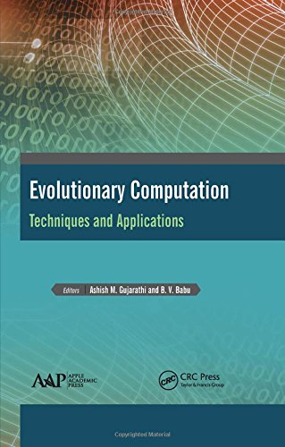 9781771883368: Evolutionary Computation: Techniques and Applications