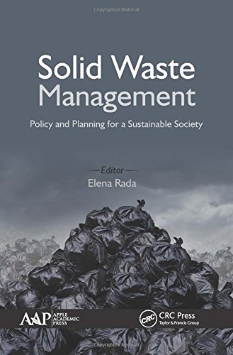 Solid Waste Management: Policy and Planning for a Sustainable Society