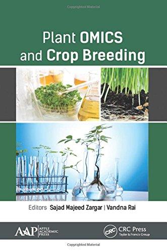9781771884556: Plant OMICS and Crop Breeding
