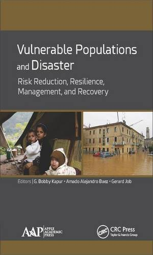 9781771884891: Vulnerable Populations and Disaster: Risk Reduction, Resilience, Management, and Recovery
