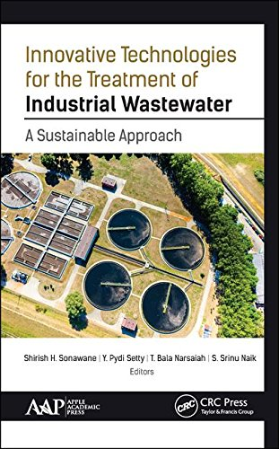 9781771884976: Innovative Technologies for the Treatment of Industrial Wastewater: A Sustainable Approach