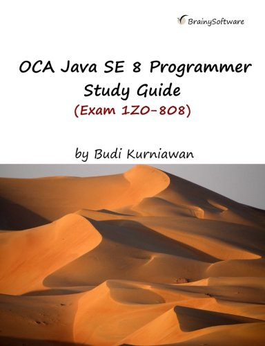 9781771970228: OCA Java SE 8 Programmer Study Guide (Exam 1Z0-808)