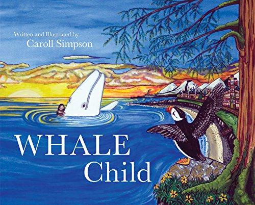 Whale Child (Coastal Spirit Tales): Caroll Simpson
