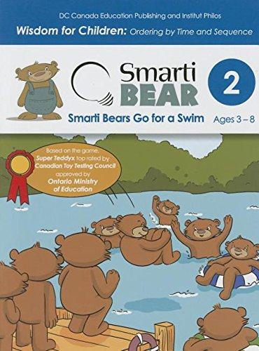 9781772050028: Smarti Bears Go for a Swim (Book)