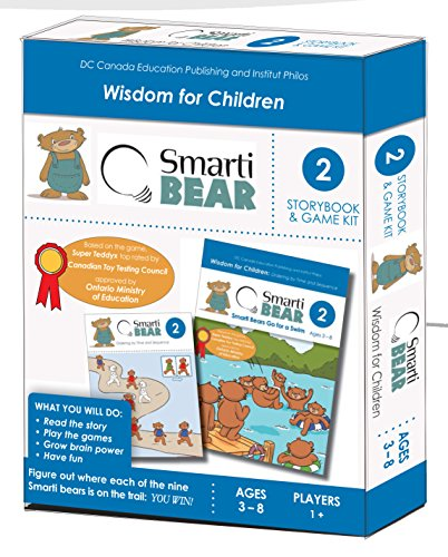 9781772050455: Smarti Bears Go for a Swim (Game Pack)