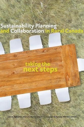 Sustainability Planning and Collaboration in Rural Canada: Lars K. Hallström