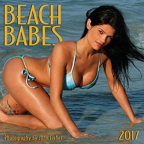 Beach Babes 2017 Wall Calendar