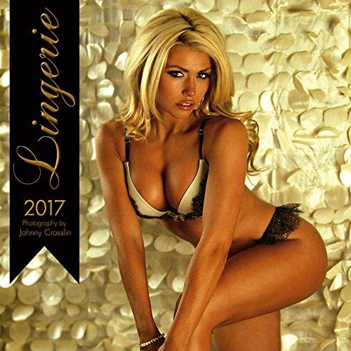 Lingerie 2017 Wall Calendar