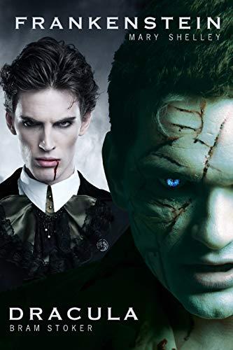 9781772260380: Dracula and Frankenstein: Two Horror Books in One Monster Volume