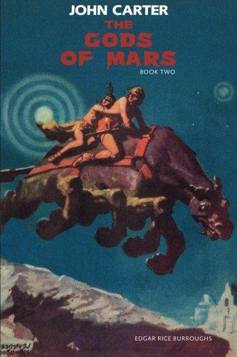 9781772261585: The Gods of Mars: John Carter: Barsoom Series Book 2 (Volume 2)