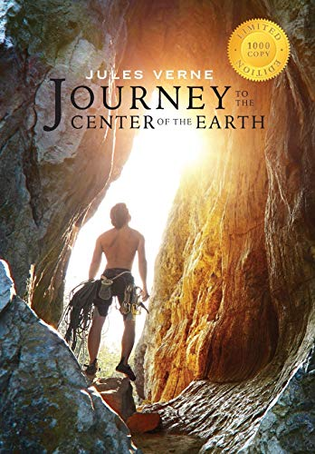 9781772261721: Journey to the Center of the Earth (Illustrated) (1000 Copy Limited Edition)