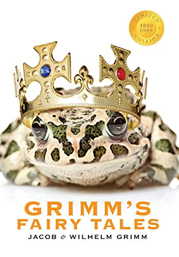 9781772262551: Grimm's Fairy Tales (1000 Copy Limited Edition)