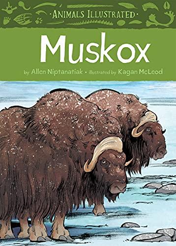 Muskox (Animals Illustrated): Niptanatiak, Allen