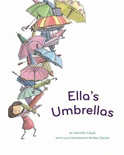 9781772290103: Ella's Umbrellas