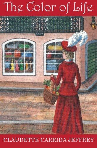 The Color of Life (Claire Soublet) (Volume 2): Claudette Carrida Jeffrey