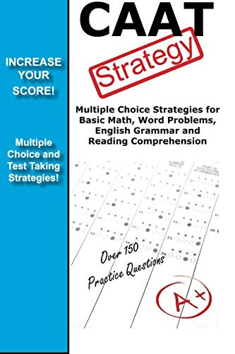 9781772450279: CAAT Strategy: Winning Multiple Choice Strategies for the Canadian Adult Achievement Test
