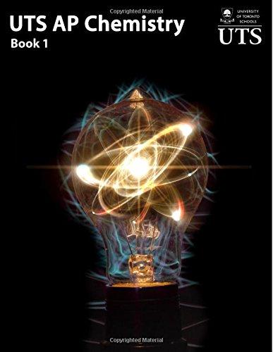 9781772494150: UTS AP Chemistry: Book 1