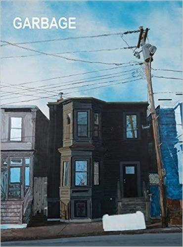 Garbage (Paperback): Robin Metcalfe