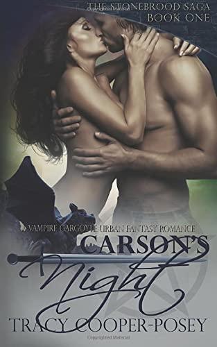 9781772631418: Carson's Night (The Stonebrood Saga) (Volume 1)