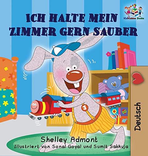 9781772684582: Ich räume mein Zimmer gerne auf: I Love to Keep My Room Clean (German Edition) (German Bedtime Collection)