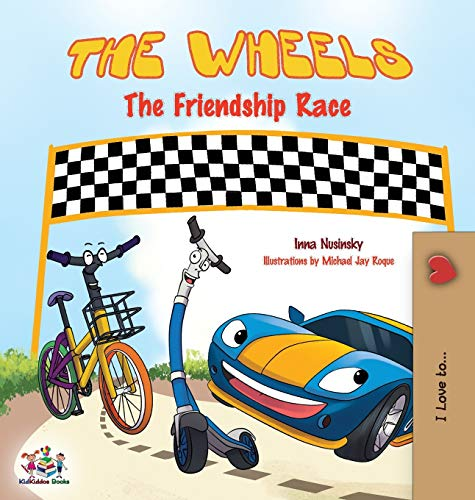 9781772685701: The Wheels: The Friendship Race