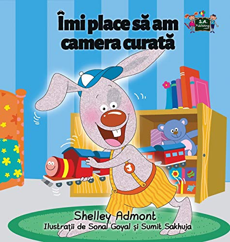 9781772688764: I Love to Keep My Room Clean: Romanian Edition (Romanian Bedtime Collection)
