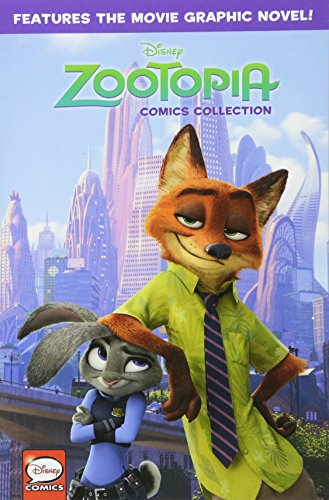 Disney Zootopia Comics Collection