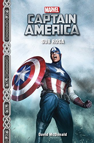 Marvel Captain America: Sub Ro