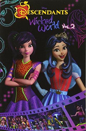 9781772753288: Disney Descendants Wicked World Cinestory Comic Vol. 2
