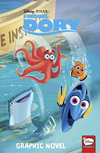Disney*Pixar Finding Dory Graphic Novel