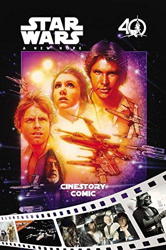 Star Wars: A New Hope Cinestory Comic: 40th Anniversary Edition