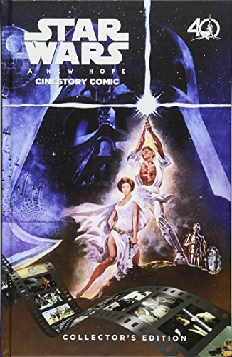 Star Wars A New Hope Cinestory: 40th Anniversary Edition