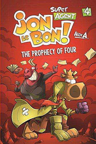 Super Agent Jon Le Bon ! - Nº 4: A., Alex