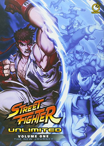 Street Fighter Unlimited Volume 1: The New Journey