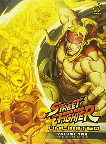 9781772940084: Street Fighter Unlimited Volume 2: The Gathering