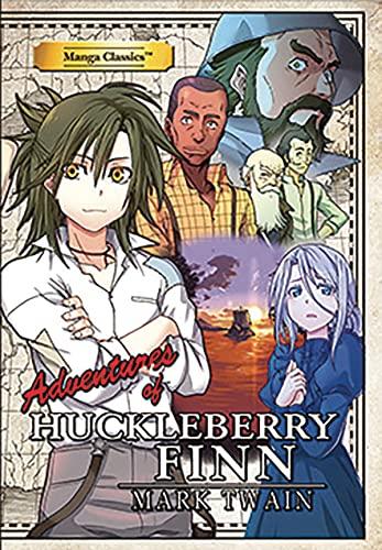 9781772940176: Manga Classics Adv of Huckleberry Finn