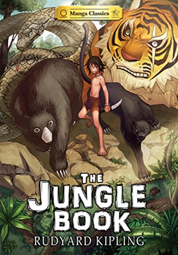 Jungle Book Manga Classics