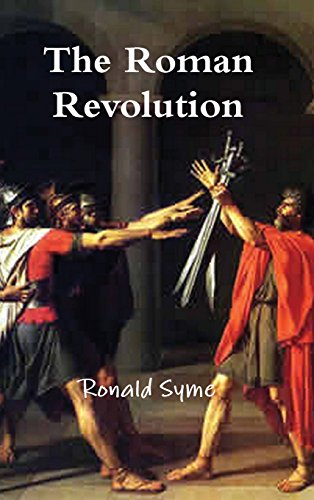9781773231334: The Roman Revolution