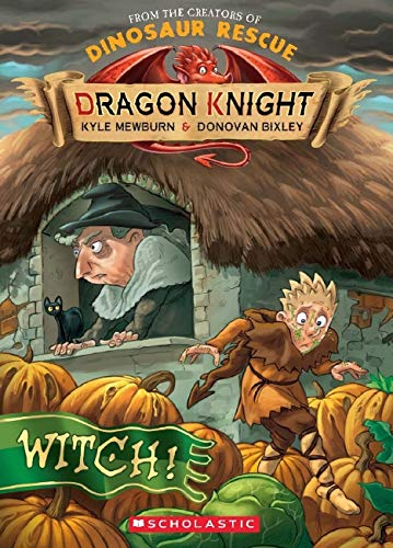 9781775432616: Dragon Knight: #3 Witch!