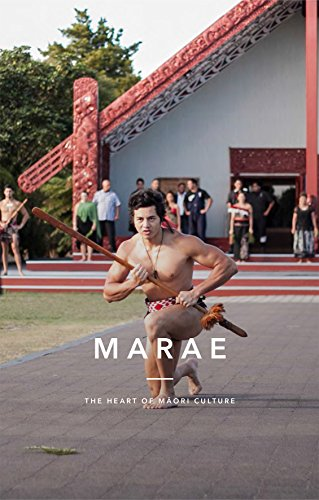 9781775501947: Marae: The Heart of Maori Culture