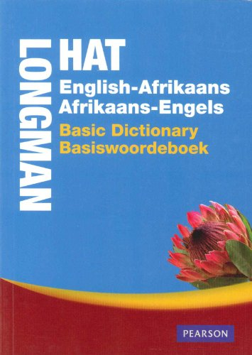 9781775781387: Longman-Hat English-Afrikaans Afrikaans-Engels Basic Dictionary Basiswoordeboek