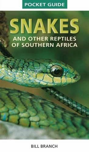9781775841647: Pocket Guide: Snakes & Reptiles of South Africa