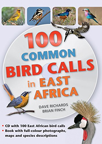 9781775842514: 100 Common Bird Calls in East Africa