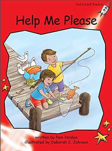 9781776540044: Help Me Please (Red Rocket Readers)