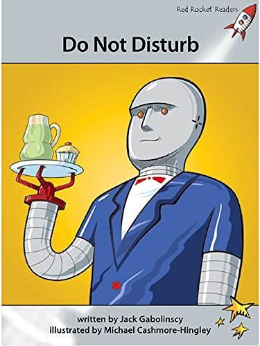 Do Not Disturb (Paperback): Jack Gabolinscy
