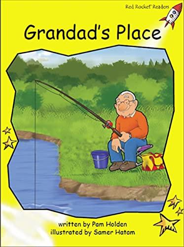 9781776540525: Grandad's Place (Red Rocket Readers)