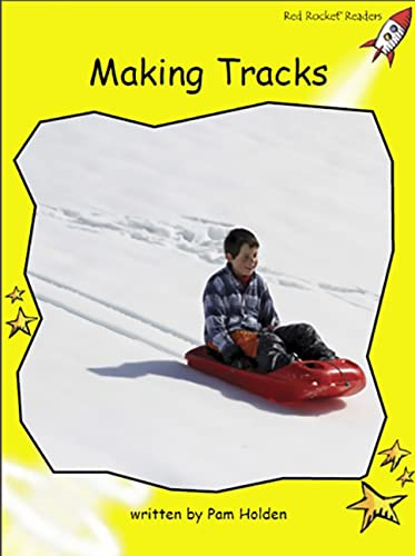 9781776540624: Making Tracks (Red Rocket Readers)