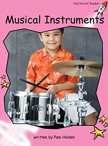 9781776541164: Musical Instruments (Red Rocket Readers)