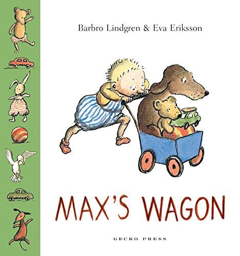 9781776570010: Max's Wagon
