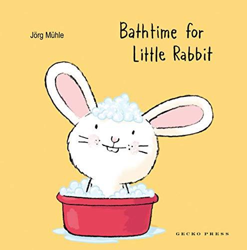Bathtime for Little Rabbit: Jorg Muhle